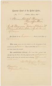 our documents plessy v ferguson 1896