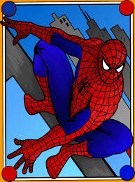 spiderman coloring test gorays deviantart