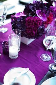 Purple Flowers Centerpieces by 47 Best My Dream Purple Wedding Images On Pinterest Wedding
