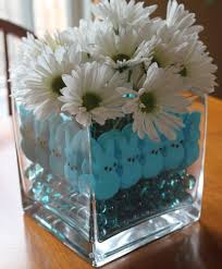 picturesque easter centerpiece ideas with rectangular table