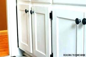 how to update kitchen cabinets without replacing them flat kitchen cabinet doors ninemonths co