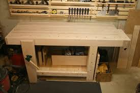 Woodworking Bench Plans Roubo by The 43 568th Roubo Workbench Here On Lumberjocks By Greg In