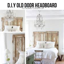 Build A Headboard by Awesome How To Build A Headboard From An Old Door 22 For Queen