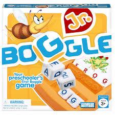 amazon com boggle junior game toys u0026 games