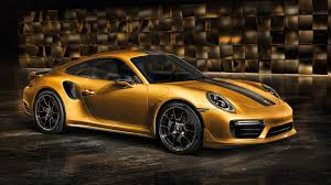 porsch 911 turbo porsche s 911 turbo s spreads its gold plated wings as the 911