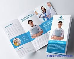 60 best medical brochure design print templates 2017 frip in