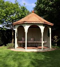 Pergola With Movable Louvers by Octagonal Pergola Schwep