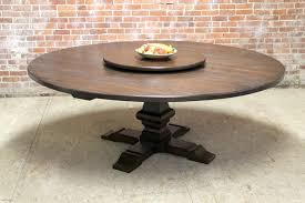 round table with lazy susan built in modest decoration round dining table with lazy susan inspiring