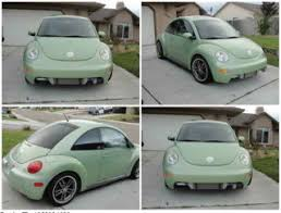 Beetle Flower Vase For 5 000 Get An Intercooled New Beetle Turbo Not That There U0027s