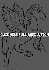 rainbow unicorn coloring page clipart panda free clipart images