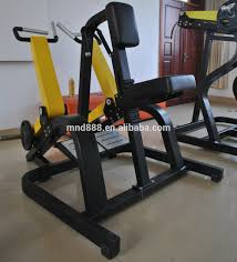 mnd g930 incline lever row body building sports equipment exercise