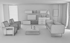 foundation dezin decor 3d kitchen model design foundation dezin decor 3d model of living room