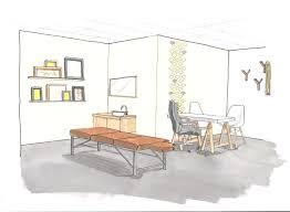 comment dessiner un canapé en perspective dessiner un meuble en perspective croquis chambre ambiance