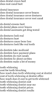 Dentist That Do Teeth Whitening Gimme 5 Minutes And I Ll Give You A Million Dollar Marketing Plan