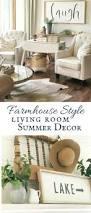 farmhouse living room summer decor twelve on main farmhouse living room summer decor complete with large farmhouse signs pottery rustic wood