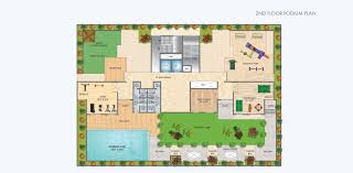 podium floor plan sai wonder paradise group g 18 storied residential tower and