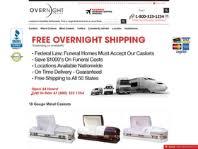 overnight caskets overnight caskets reviews read customer service reviews of