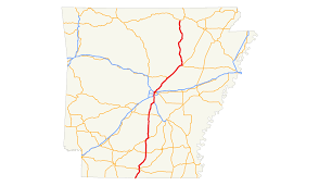 Ar Map File Us 167 Ar Map Svg Wikipedia