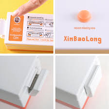 xinbaolong qh 01 automatic electric vacuum food sealer machine