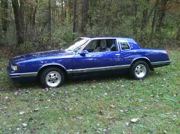 Monte Carlo 2 Door My 1987 Monte Carlo Was Black First New Car I Ever Owned Lopez