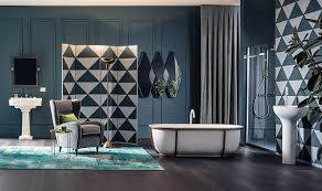 luxury bathroom designs complete with modern bathtubs which