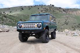 bronco car for 225 000 this icon bronco is better than any supercar