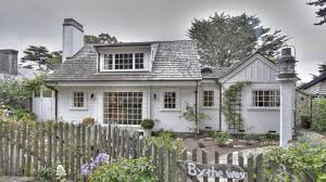 Small English Cottage Plans An English Country Style Cottage In Carmel By The Sea Hooked On