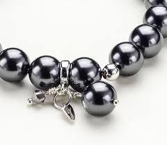 swarovski crystal black necklace images Justinna jewellery swarovski crystal black pearl bracelet jpeg