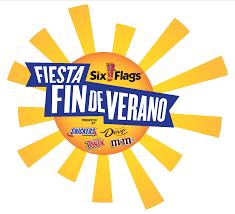 Six Flags Summer Thrill Pass Fiesta Fin De Verano Six Flags America