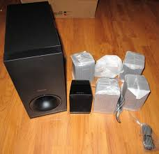 rca rt151 home theater system sony dav tz140 home theater system no dvd player new open box