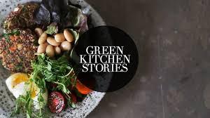 green kitchen spinach u0026 quinoa patties green kitchen stories youtube