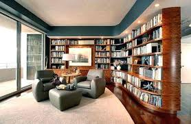 modern home library interior design modern home library hermelin me