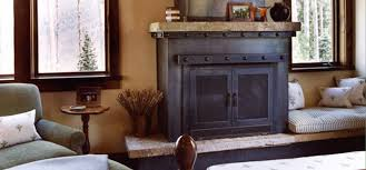 fireplace mantels and surrounds by ironhaus