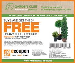 home depot black friday printable coupon home depots augusts promo codes coupon codes blog