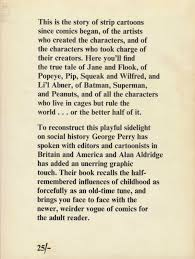 tenth letter of the alphabet creator alan aldridge