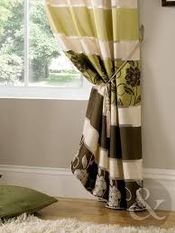 Cream Embroidered Curtains Brown And Cream Curtains Uk Nrtradiant Com