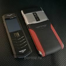 bentley vertu телефон vertu signature s design pure black bentley exclusive в