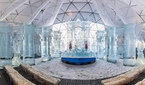 chambre à l heure hrebienok slovaquie 6 janvier 2016 autel de glace dans la