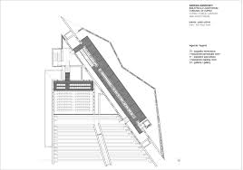 Floor Plan Of Auditorium by Gallery Of Curno Public Library And Auditorium Archea Associati 23