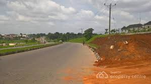 layout land for sale 2 plots of land plot 123 and 124 otamiri layout off