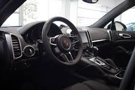 porsche cayenne 2016 interior featured vehicle all new 2018 porsche cayenne platinum edition
