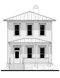 Town House Plans by Serenbe Townhouse 149 House Plan 07515 149 Design From Allison