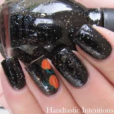 handtastic intentions nail art what i wore for halloween