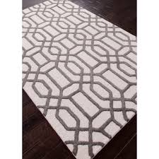 Pink And White Area Rug by Bungalow Rose Anaheim Pink Geometric Area Rug Surripui Net