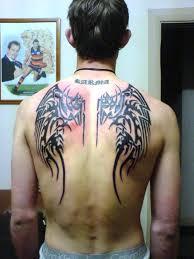 30 splendid back tattoos for guys