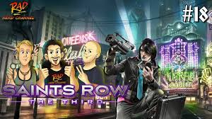 cyberpunk rave cocktail party saints row the third 18 youtube