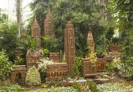 holiday train show new york botanical garden u0027s christmas event