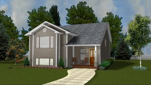 split houses download split entry house plans for narrow lots house scheme