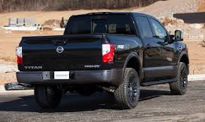 nissan truck 2017 nissan takes 2017 titan xd pro 4x pickup to the extremes