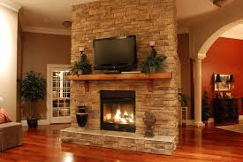 Stacked Stone Around Fireplace by Stack Stone Fireplace Pictures Captured Stone Impressions